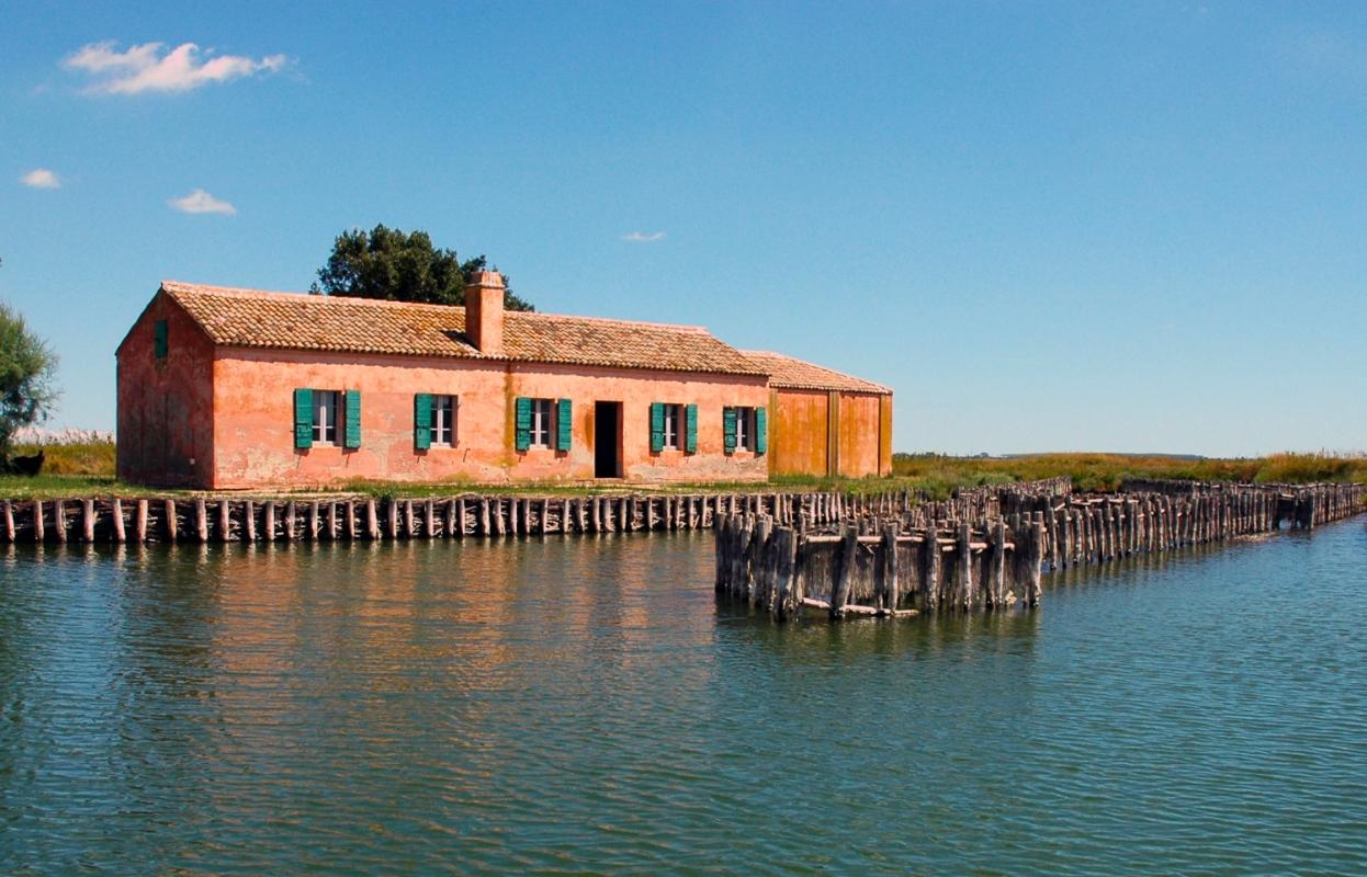 Stazione da Pesca Delta del Po
